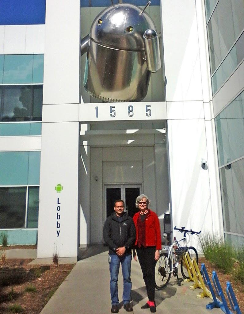 Google Campus Expedition