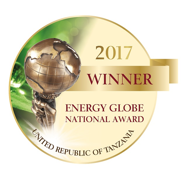 2017 Energy Globe National Award