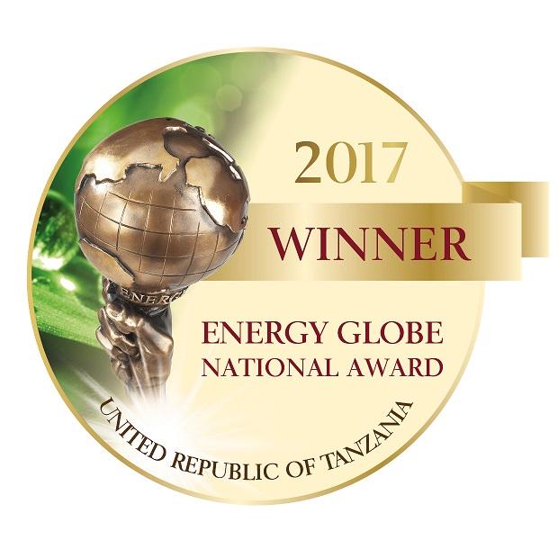 2017 Energy Globe National Award